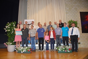 Holstein Awards 2014